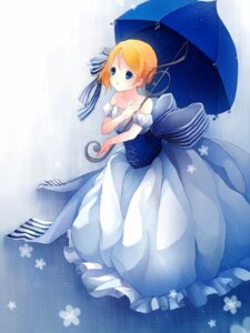 Rating: Safe Score: 16 Tags: dress kagamine_rin taira_shinki vocaloid User: Radioactive