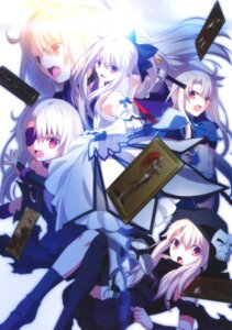 Rating: Safe Score: 18 Tags: fate/kaleid_liner_prisma_illya fate/stay_night illyasviel_von_einzbern possible_duplicate takeuchi_takashi type-moon User: Saturn_V