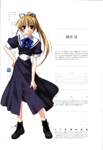 Rating: Safe Score: 5 Tags: fujimiya_nozomi profile_page shouna_mitsuishi wind_a_breath_of_heart User: Radioactive