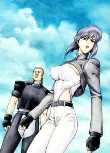Rating: Safe Score: 9 Tags: batou ghost_in_the_shell kusanagi_motoko User: hyde333