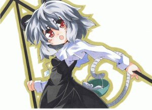 Rating: Safe Score: 1 Tags: milkpanda nazrin touhou User: konstargirl