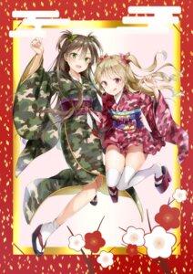 Rating: Safe Score: 23 Tags: japanese_clothes kimono thighhighs yoshida_iyo User: hiroimo2
