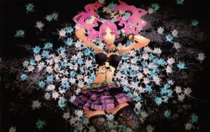 Rating: Safe Score: 23 Tags: cleavage fujisaki_ryuu lolita_fashion shiki shimizu_megumi thighhighs User: Radioactive