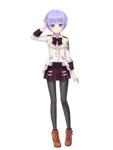Rating: Safe Score: 8 Tags: heels pantyhose rui_(starlet) seifuku starlet tagme User: saemonnokami