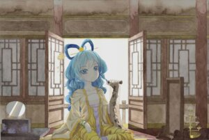 Rating: Safe Score: 14 Tags: kaku_seiga nemi_(caprainl) touhou User: Radioactive