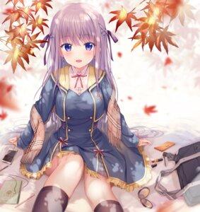 Rating: Questionable Score: 48 Tags: hiiraki_asuka seifuku skirt_lift twinbox twinbox_school User: hiroimo2