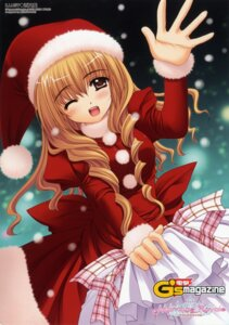 Rating: Safe Score: 15 Tags: christmas marriage_royale nishimata_aoi uwajima_iyo User: admin2