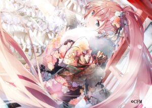Rating: Safe Score: 39 Tags: daidou kimono megurine_luka vocaloid User: fairyren