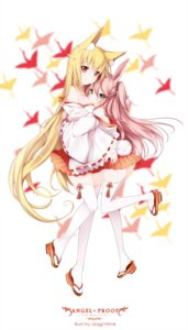 Rating: Safe Score: 70 Tags: animal_ears duji_amo japanese_clothes thighhighs User: Radioactive