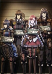 Rating: Safe Score: 17 Tags: senjou_no_valkyria_3 tagme thighhighs uniform valkyria_chronicles User: Radioactive