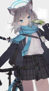 Rating: Safe Score: 18 Tags: angel animal_ears blue_archive gun rippootai seifuku sunaookami_shiroko User: harukishima