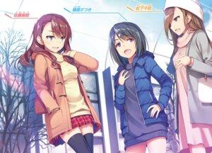 Rating: Safe Score: 33 Tags: dress sweater thighhighs tomose_shunsaku youkoso_jitsuryoku_shijou_shugi_no_kyoushitsu_e User: kiyoe