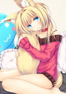 Rating: Safe Score: 64 Tags: animal_ears kitsune rayn tail User: KazukiNanako