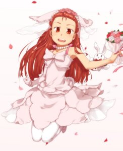 Rating: Safe Score: 5 Tags: dress pantyhose the_idolm@ster ttomm User: Radioactive