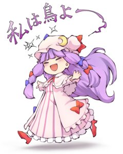 Rating: Safe Score: 19 Tags: dress heels mikoma_sanagi patchouli_knowledge touhou User: nphuongsun93