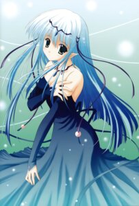 Rating: Safe Score: 36 Tags: dress elf nanao_naru pointy_ears User: avrild12