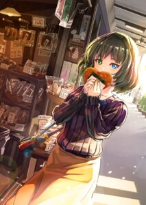 Rating: Safe Score: 24 Tags: +15 heterochromia sweater takagaki_kaede the_idolm@ster the_idolm@ster_cinderella_girls User: Mr_GT