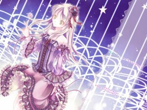 Rating: Safe Score: 10 Tags: kochou lolita_fashion wallpaper User: Radioactive