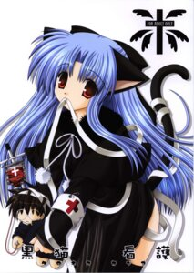 Rating: Safe Score: 7 Tags: animal_ears len nekomimi nekoneko tsukihime User: Radioactive