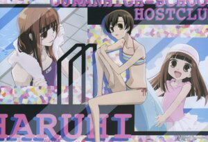 Rating: Safe Score: 18 Tags: bikini fujioka_haruhi ouran_high_school_host_club school_swimsuit swimsuits yazaki_yuuko User: boon