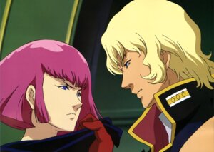 Rating: Safe Score: 5 Tags: char_aznable gundam haman_karn quattro_bajeena zeta_gundam User: Radioactive