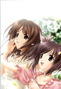 Rating: Safe Score: 7 Tags: kashima_mifu kashima_neo memories_off omoide_ni_kawaru_kimi_memories_off sasaki_mutsumi User: admin2