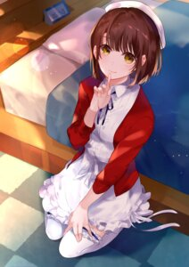 Rating: Safe Score: 62 Tags: dress katou_megumi miwano_ragu saenai_heroine_no_sodatekata thighhighs User: Mr_GT