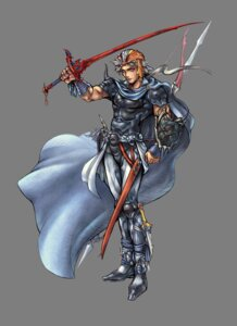Rating: Safe Score: 5 Tags: armor dissidia_final_fantasy final_fantasy final_fantasy_ii firion male nomura_tetsuya square_enix sword transparent_png User: Lua