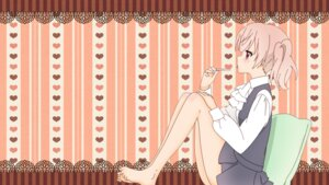 Rating: Safe Score: 14 Tags: inu_x_boku_ss roromiya_karuta saotome_masaya wallpaper User: 23yAyuMe