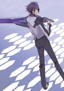 Rating: Safe Score: 8 Tags: amagiri_ayato gakusentoshi_asterisk male okiura weapon User: kiyoe