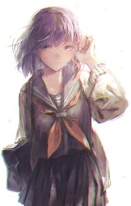 Rating: Safe Score: 44 Tags: fate/stay_night matou_sakura seifuku tagme User: charunetra