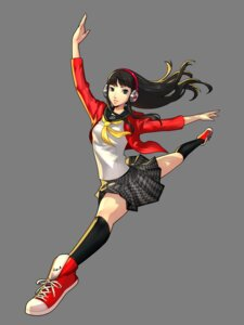 Rating: Safe Score: 17 Tags: amagi_yukiko headphones megaten open_shirt persona persona_4 persona_4:_dancing_all_night seifuku transparent_png User: Yokaiou