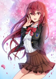 Rating: Safe Score: 42 Tags: free! komaki_(milk-time) matsuoka_gou seifuku User: mash