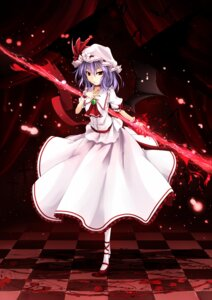 Rating: Safe Score: 15 Tags: cloudy.r remilia_scarlet touhou User: Radioactive