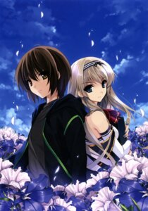 Rating: Safe Score: 62 Tags: boku_to_kanojo_ni_furu_yoru misaki_kurehito User: fireattack