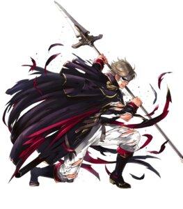 Rating: Questionable Score: 2 Tags: camus fire_emblem fire_emblem:_shin_ankoku_ryuu_to_hikari_no_ken fire_emblem_heroes heels nintendo suekane_kumiko sword torn_clothes weapon User: fly24