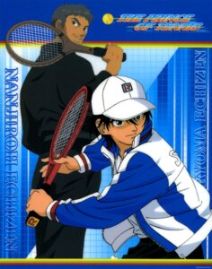 Rating: Safe Score: 2 Tags: echizen_nanjiro echizen_ryoma male prince_of_tennis screening tennis User: charunetra