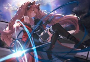 Rating: Safe Score: 6 Tags: arknights thighhighs uthspsk User: Mr_GT