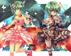Rating: Safe Score: 5 Tags: arai_kuma touhou wriggle_nightbug User: Radioactive