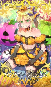 Rating: Safe Score: 22 Tags: fate/grand_order halloween mordred_(fate) redrop skirt_lift thighhighs User: Mr_GT