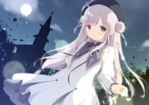 Rating: Questionable Score: 40 Tags: digital_version dress loli shiratama User: Twinsenzw