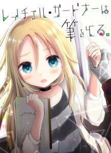 Rating: Safe Score: 19 Tags: bandages rachel_gardner satsuriku_no_tenshi tagme User: charunetra