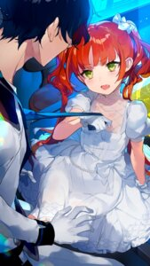 Rating: Questionable Score: 20 Tags: dress girl_cafe_gun girl_cafe_gun_ii rococo_(girl_cafe_gun) see_through tagme User: zyll