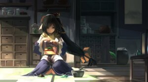 Rating: Safe Score: 56 Tags: animal_ears kikivi kuon_(utawarerumono) utawarerumono User: Mr_GT