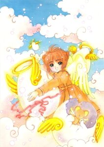 Rating: Safe Score: 3 Tags: card_captor_sakura clamp kerberos kinomoto_sakura User: Share