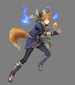 Rating: Questionable Score: 2 Tags: animal_ears fire_emblem fire_emblem_heroes fire_emblem_if kaden_(fire_emblem) kusugi_toku nintendo tagme tail transparent_png User: Radioactive