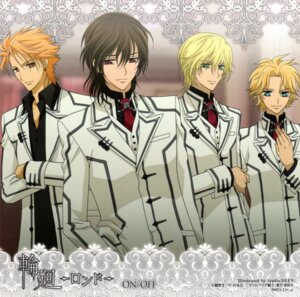 Rating: Safe Score: 5 Tags: aidou_hanabusa ichijou_takuma kain_akatsuki kuran_kaname male screening vampire_knight User: aestalitz