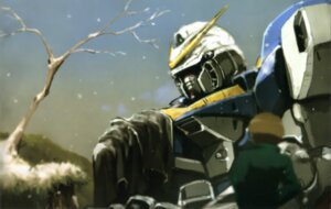 Rating: Safe Score: 7 Tags: gundam mecha uso_evin v2_gundam victory_gundam User: Radioactive