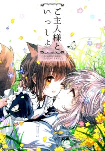 Rating: Safe Score: 30 Tags: animal_ears hatishiro maid tail User: Radioactive