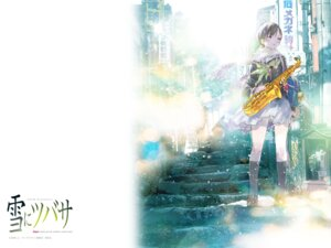 Rating: Safe Score: 11 Tags: seifuku takahashi_shin wallpaper yuki_ni_tsubasa User: blooregardo
